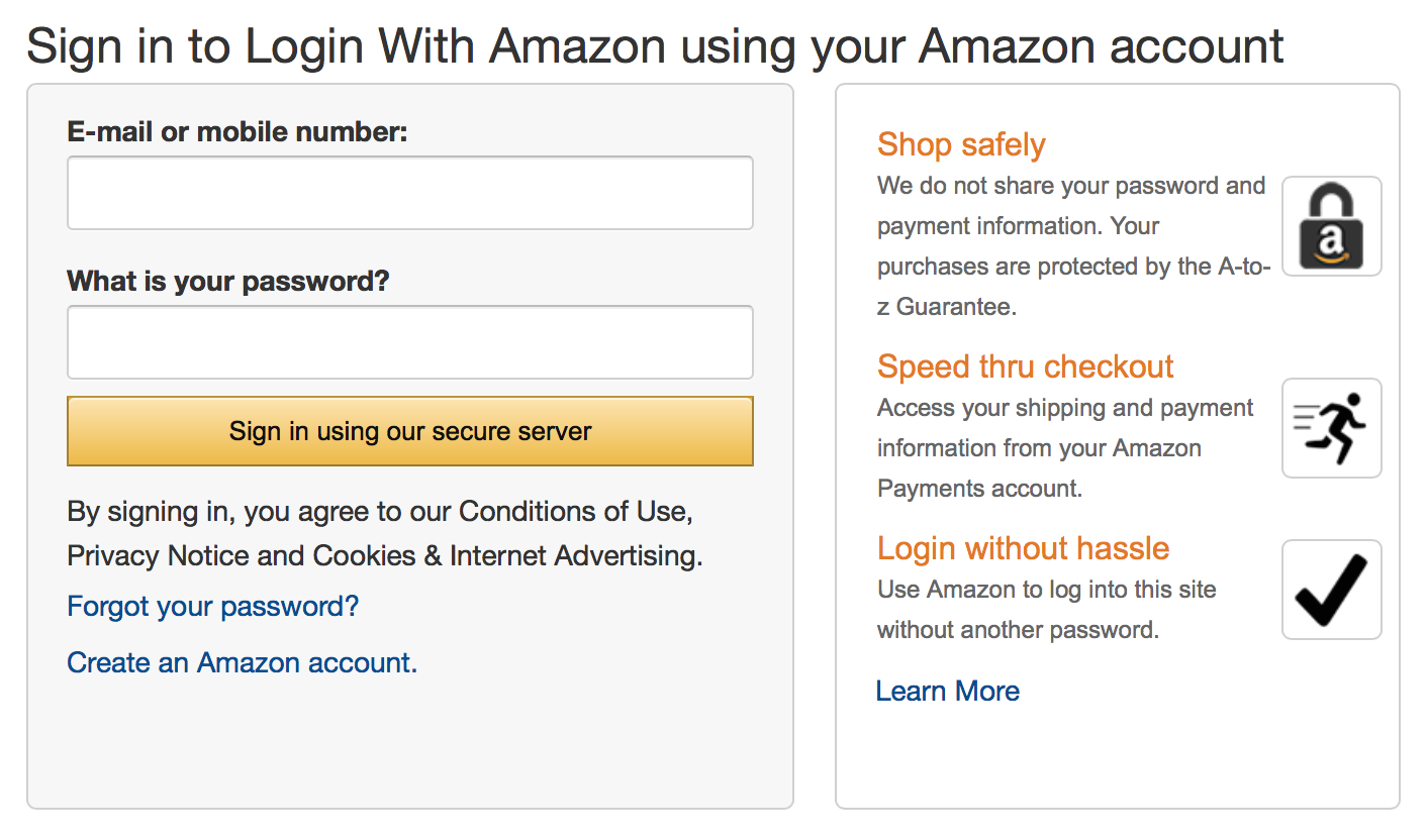 How long does amazon take to take payment